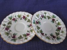 Royal Worcester Bacchanal Cream SAUCER -set of TWO (2) have more items to set