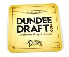 Dundee Draft USA Bière Dessous-de-verre Dessous de verre Coaster