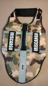 IrisCargo Dog/Puppy Padded Camouflage No Pull -Harness Size L 63-77 Chest. New