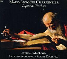 Lecons De Tenebres - Charpentier,G. (2012, CD NEUF)