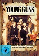 DVD NEU/OVP - Young Guns - Ungekürzte Fassung - Emilio Estevez & Charlie Sheen