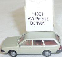 metallic VW Passat Bj 1981 IMU EUROMODELL 11021 H0 1:87 OVP #HO1 å