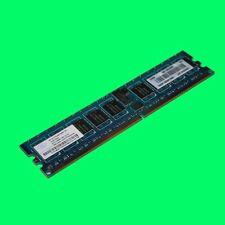 NANYA NT1GT72U4PA0BV-3C  1 GB PC-5300P DDR2 RAM Speicher ECC
