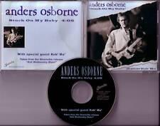 ANDERS OSBORNE w/ KEB  MO Stuck on my baby PROMO dj CD