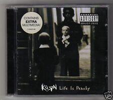 LIFE IS PEACHY - KORN (CD)