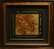 "Luis Sottil ""Moving Fish"" Lion Fish, Hand Signed Naturalismo on Canvas L@@K!"