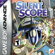 Silent Scope (Nintendo Game Boy Advance, 2002)