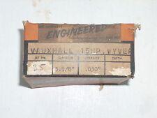 VAUXHALL WYVERN and VICTOR I II 1507cc 15HP 1952-62 piston ring set +030