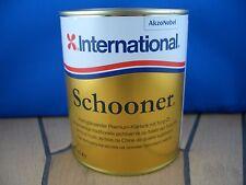 (€34,47/L)  Klarlack Holzöl Schooner Bootslack 750ml/€25,85
