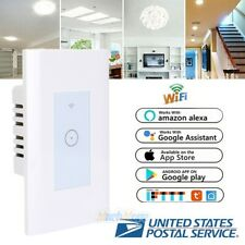 2.4G WiFi Smart Light Dimmer Switch Smart Life/ APP Wireless Remote Control 15A
