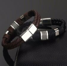 Men's Fashion Leather Bracelets
