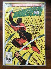 Daredevil #189 Death of Stick 1982 Marvel Comics