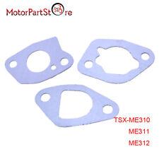 New Carb Gaskets For Honda GX160 5.5HP GX200 6.5hp 16100-ZH8-W61b Carby