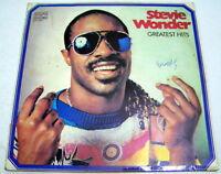 Stevie Wonder - Greatest Hits LP Very Rare Pressing Made In Bulgaria BALKANTON
