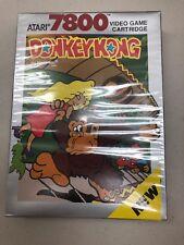 Donkey Kong (Atari 7800, 1988) New, Sealed In Box