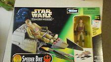 STAR WARS SPEEDER BIKE exclusive  REBEL PILOT 1997 NIB