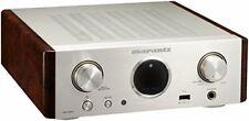 Marantz Headphone Amplifier Hi-Res Sound Source Corresponding / Usb-Dac Silver G