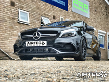 AIRTEC Mercedes A45 AMG Charge Cooler Performance Upgrade