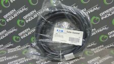 NEW Eaton / Cutler-Hammer CSDS4A4CB2204 Micro-Connector Cable 4-Pin DC, 4 Meters