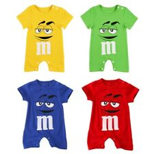 Baby Romper Costume Toddler One Piece Playsuit Infant Funny expression Jumpsuit