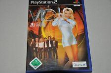 PLAYSTATION 2 gioco-VIP-Pamela Anderson-TEDESCO COMPLETO ps2