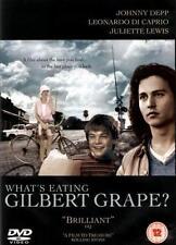 What's Eating Gilbert Grape? (DVD / Johnny Depp / Lasse Hallstrom 1998)