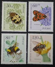 Berlin Scott # 9NB 209 - 212, MNH