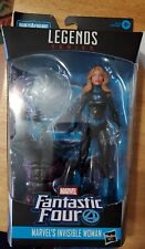Marvel legends fantastic four Marvel's Invisible Woman