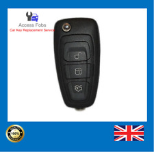 Key Remote Compatible with Ford Focus C-Max Mondeo 5WK49986 2010-2014 (F04)