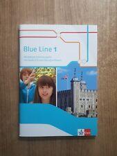 Blue Line 1 Workbook Lehrerausgabe mit Audio CD und Übungssoftware
