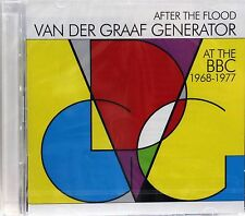 Van Der Graaf Generator-After the Flood At the BBC 1968-77 2 cds