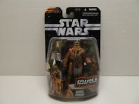 Star Wars - Revenge of the Sith (ROTS) Action Figure - WOOKIEE WARRIOR (3.75 in)