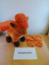 Vulpix Build a Bear Plush with Sounds & Sleeper Outfit - VGC - Pokemon BAB