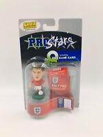 Corinthian Prostars Steven Gerrard England Red Away Retail Quiz Blister PR129