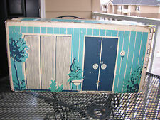 VINTAGE 1962 MATTEL BARBIE DREAM HOUSE #816 & FURNITURE ACCESSORIES CARDBOARD