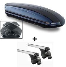 Coffre de toit vdpmaad 580 L + Galerie pour véhicules Quick sous-jacent LEXUS RX