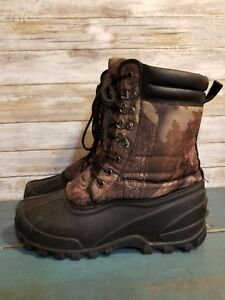RANGER CAMOUFLAGE MENS 10 BOOTS