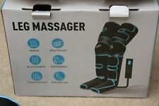 Air Electric Leg Massager Heat Missing Charger