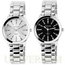 Analoge Excellanc Armbanduhren aus Silber