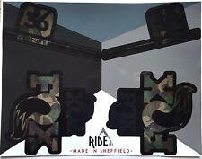 Fox 36 Style Sticker Decal Sets- Enduro, DH, Camo
