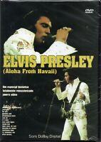 Elvis Presley DVD Aloha From Havaii Brand New Sealed