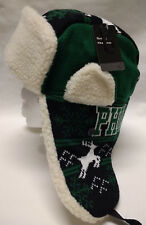 Philadelphia Eagles Team Color City Name Trooper Hat - Warm & Well Made!!! WOW!!