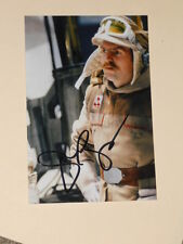 Actor JOHN RATZENBERGER Signed 4x6 STAR WARS Photo AUTOGRAPH 1A