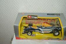 Car Burago Grand Price Williams Fw14 Die-Cast New Box 1/24 F1 Car/Auto