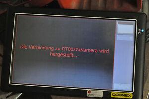"Getestet COGNEX pmx-090t visionview 900 9"" Touchscreen 825-0428-1r 24vdc 2a"