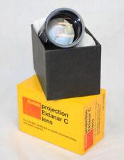 Vtg Kodak Projection Ektanar C Lens Projector 127mm 2.8 Lumenized NOS Unused