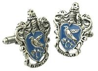 HP Ravenclaw Fashion Novelty Cuff Links Movie Film Series with Gift Box