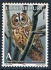 Luxembourg 1999 Mi N°1466 Mnh**  Owls