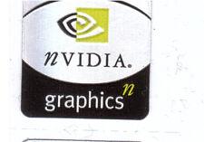 NVIDIA Pegatina Sticker case Badge