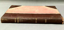 1920 Proceedings of the Mining Metallurgical Society America Mmsa Bullletin Smt